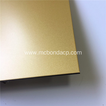 MC Bond ACP Decorative Wall Board AcP